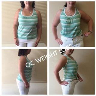 three quarter ton weight loss